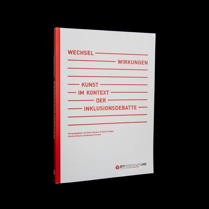 Buchgestaltung / Wechselwirkungen / Museum Folkwang