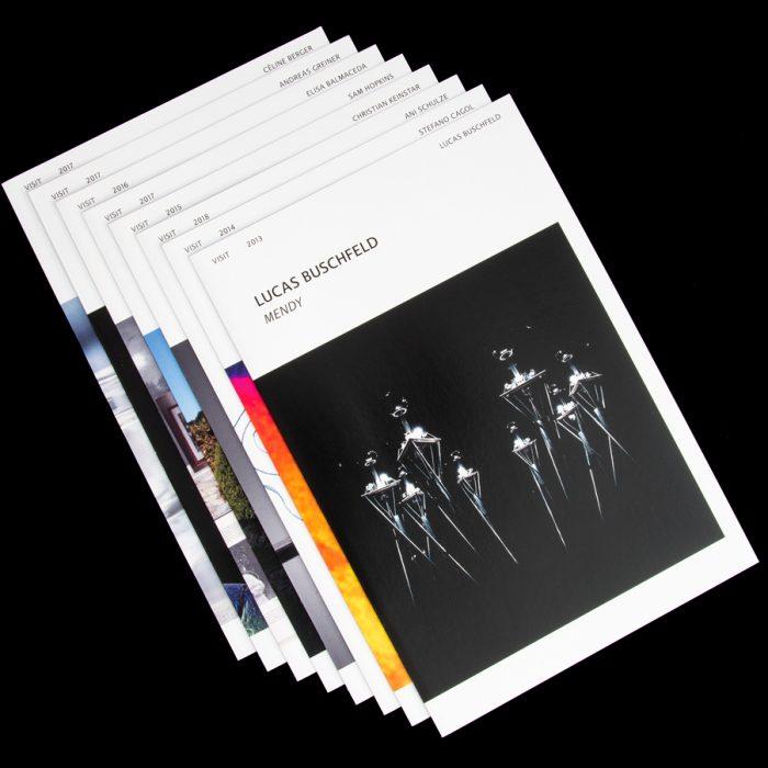 Visit Artist in Residence Programm Publikation der Projekte