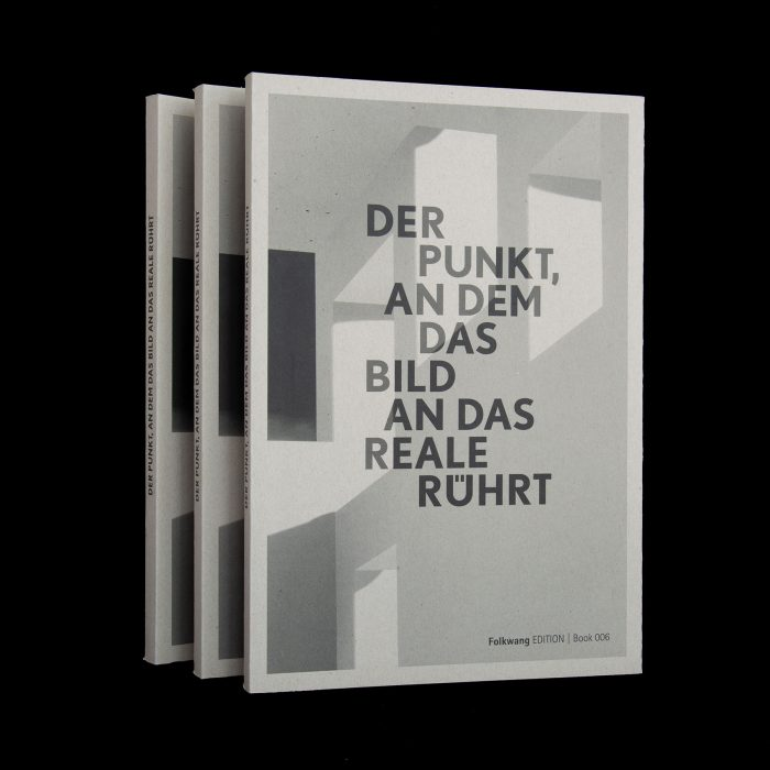 Kataloggestaltung / Der Punkt … / Folkwang Universität der Künste