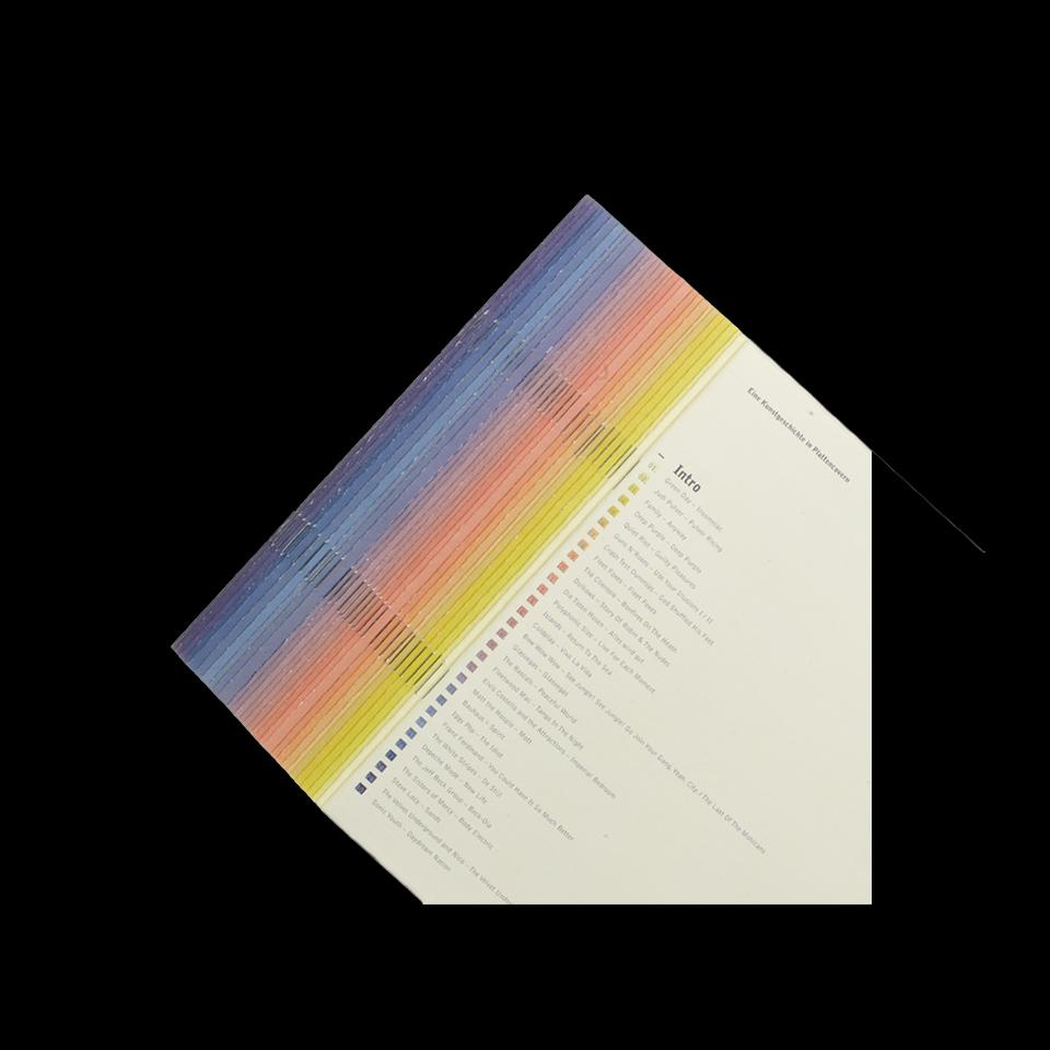 Buchgestaltung / Kunstwerk-Artwork