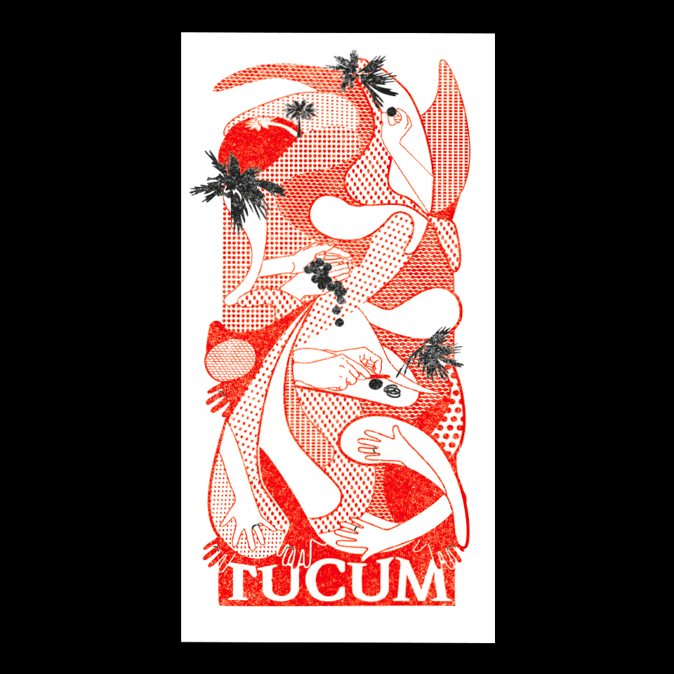 Plakatgestaltung, Illustration: Tucum