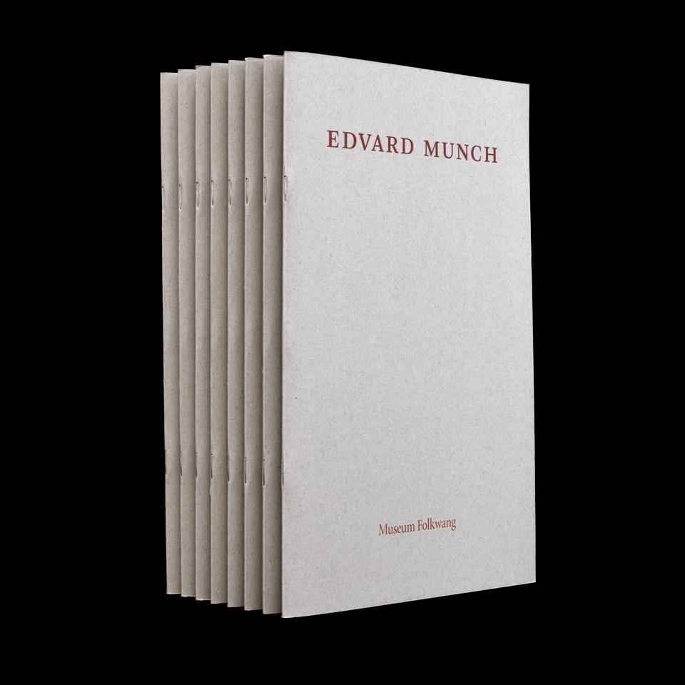 Ausstellungspublikation / Edward Munch: Sehnsucht und Erwartung / Museum Folkwang